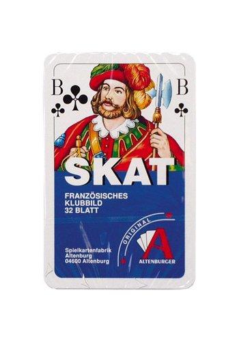 Neckermann Spielkarten Luxus Französisches Bild 32 Blatt