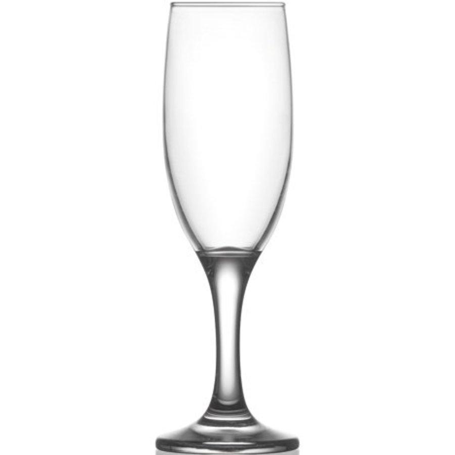 Glas Sektglas (schwere Ausführung) 0,15l