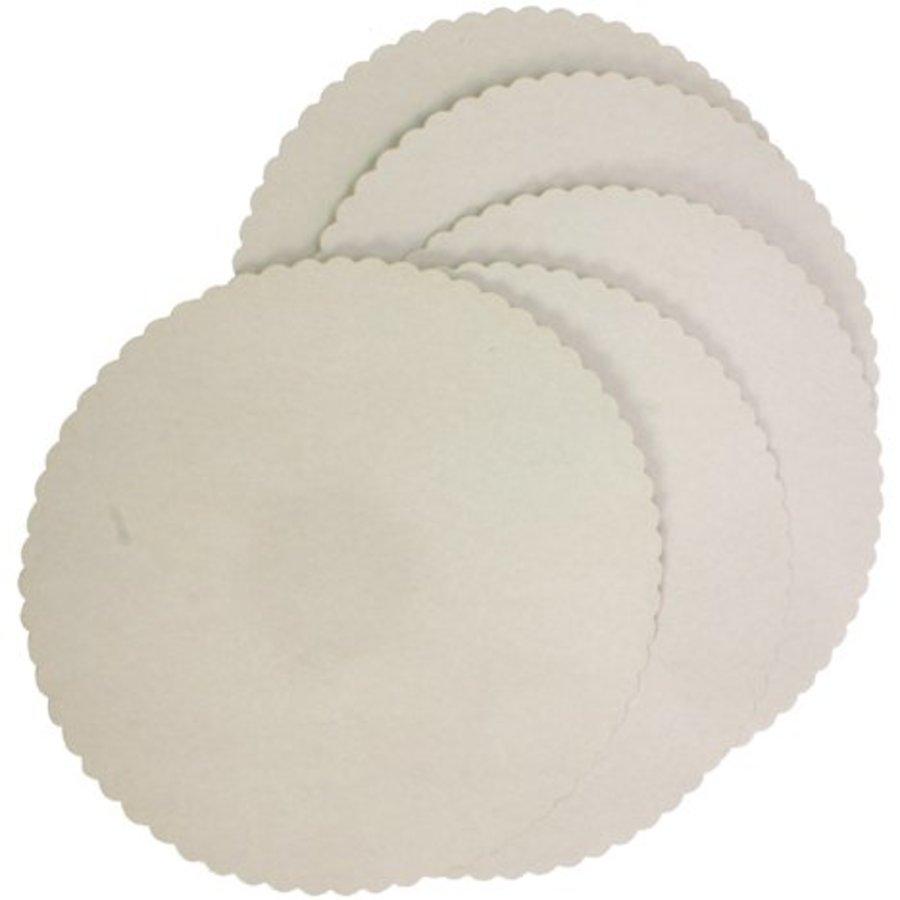 Taart en cake onderzetters - 6 stuks - 28 cm