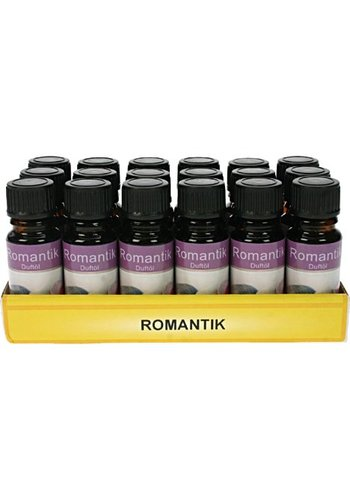Neckermann Geurolie - romantiek - 10ml in glazen fles