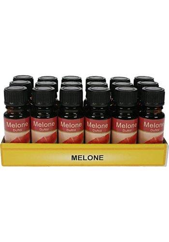 Neckermann Huile parfumée melon 10ml en flacon de verre