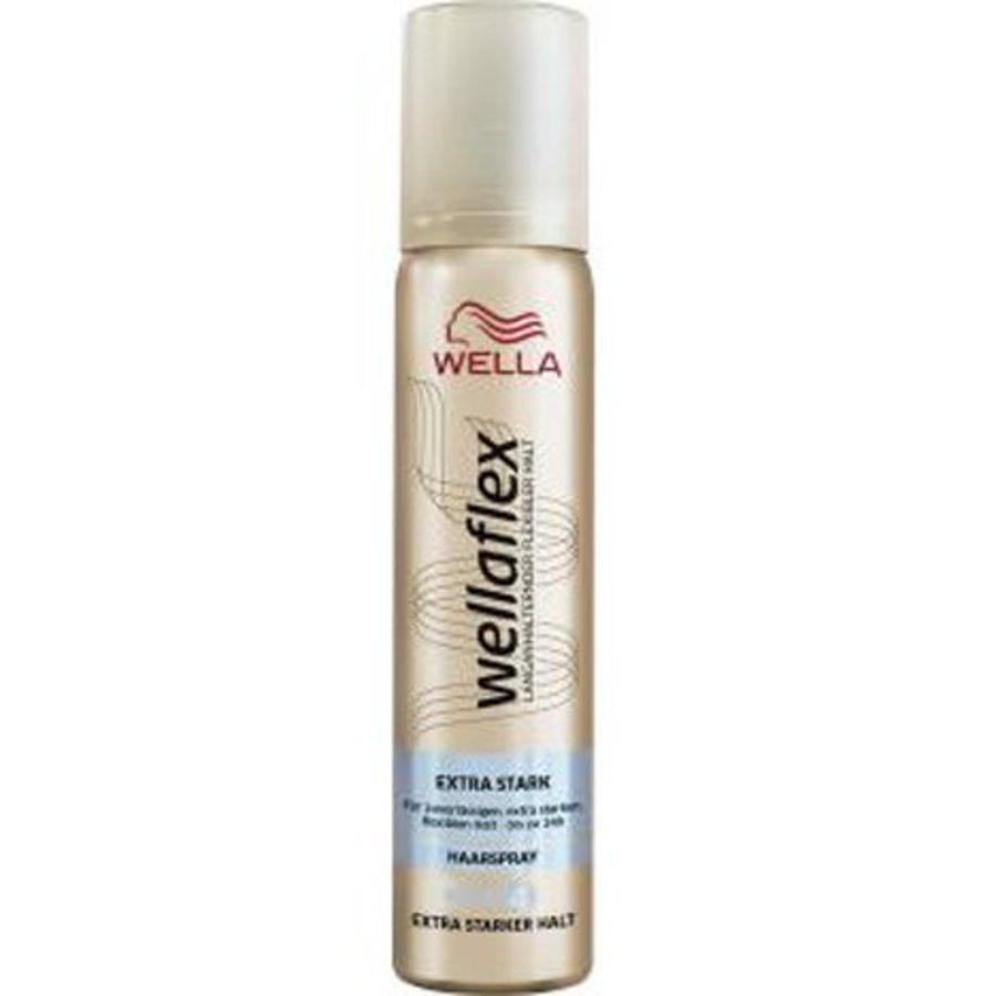 Haarspray Wellaflex 75 ml extra stark