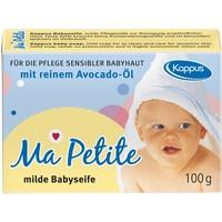 Seife Kappus Baby 100g m.Avocado-Öl Faltschachtel