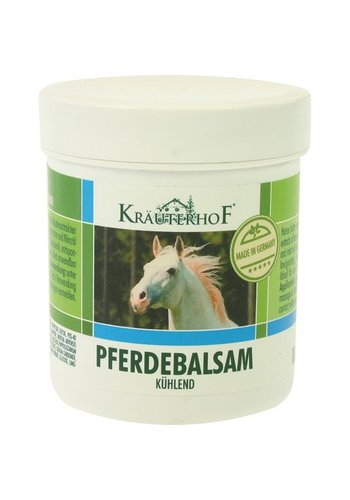 Krauterhof Paardenbalsem in pot - 100ml