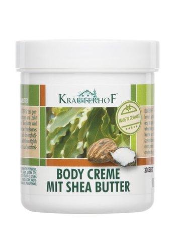 Krauterhof Kruidenkruid Crème 100ml met Zee boter in pot
