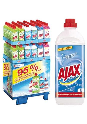 Ajax Nettoyant tout usage - 1 litre - assorti