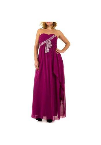USCO Langer Abend Kleid von - lila