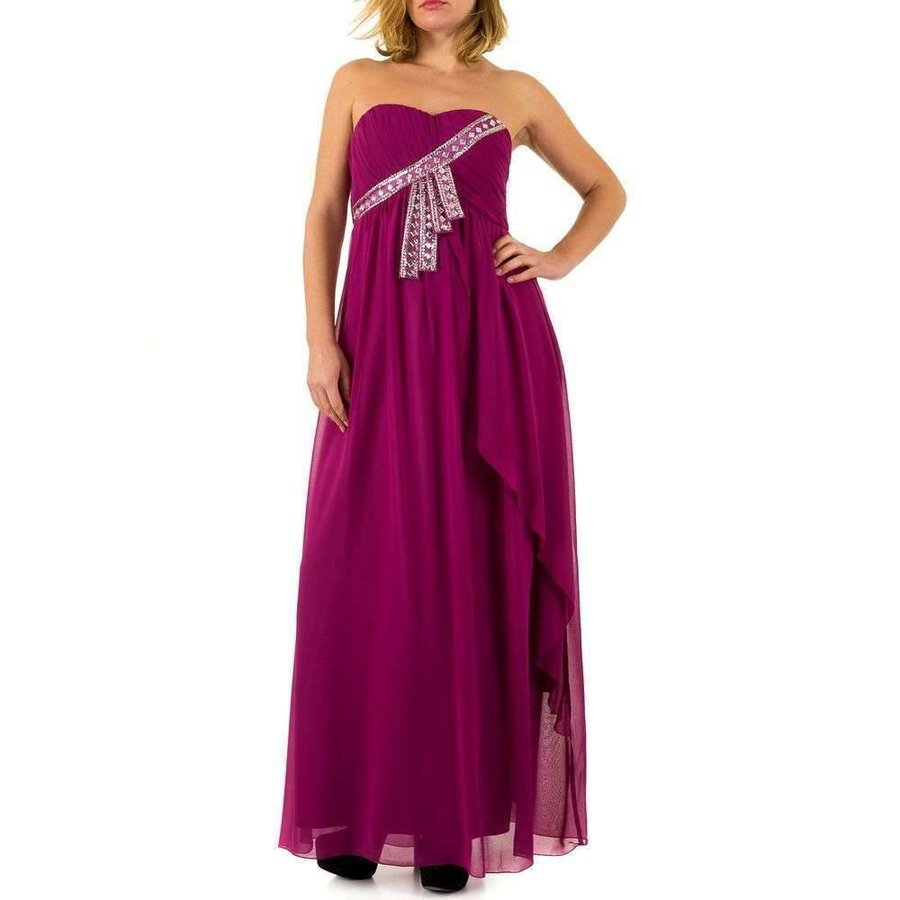 Langer Abend Kleid von - lila