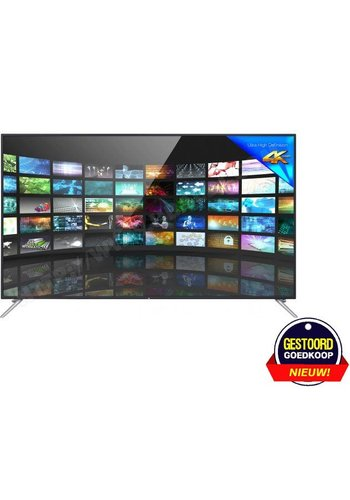 "Dual Ultra HD TV 55 "" - 4K DUAL DL-55UHD"