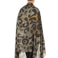 Damen Schal von Holala Gr. one size - taupe