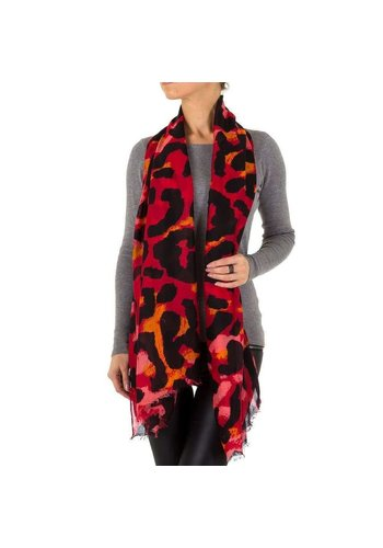 HOLALA Damen Schal von Holala Gr. one size - red
