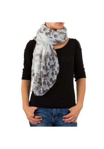 Best Fashion Foulard femme par Best Fashion Gr. taille unique - noirblanc