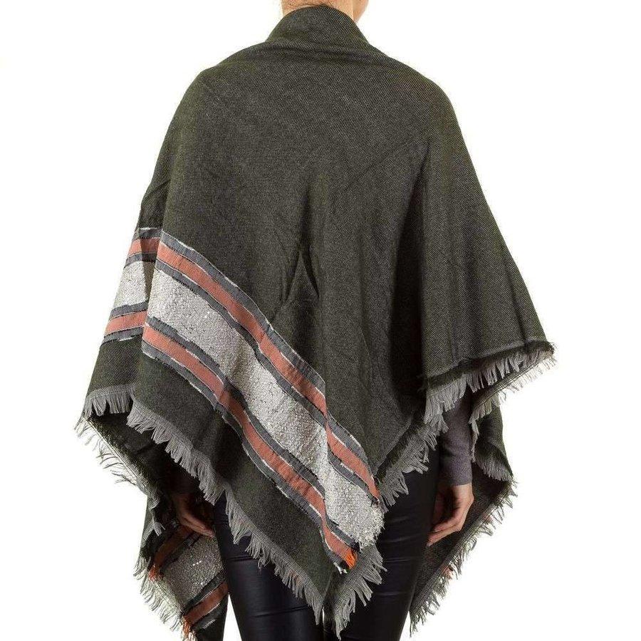 Damen Schal von Best Fashion Gr. one size - green