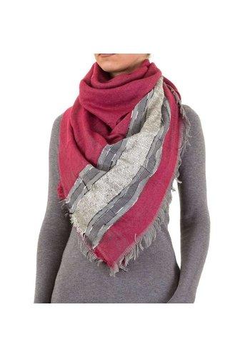 Neckermann Damen Schal von Best Fashion Gr. one size - fuchsia