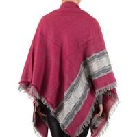 Damen Schal von Best Fashion Gr. one size - fuchsia