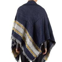 Damen Schal von Best Fashion Gr. one size - DK.blue