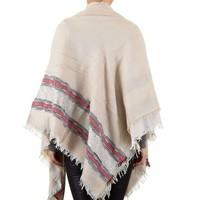 Damen Schal von Best Fashion Gr. one size - cream