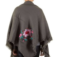 Damen Schal von Best Fashion Gr. one size - grey