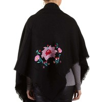 Damen Schal von Best Fashion Gr. one size - black