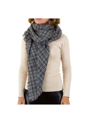 Best Fashion Dames sjaal van Best Fashion Gr. één maat - zwart