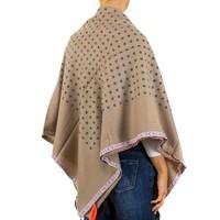 Damen Schal von Best Fashion Gr. one size - taupe