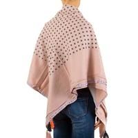 Damen Schal von Best Fashion Gr. one size - rose