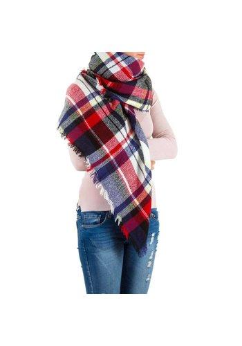 Best Fashion Dames Sjaal Gr. één maat - multi
