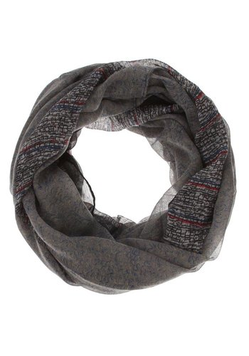 Neckermann Dames Sjaal Gr. een maat - grijs