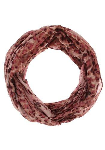 Neckermann Dames Sjaal Gr. één maat - LT.pink