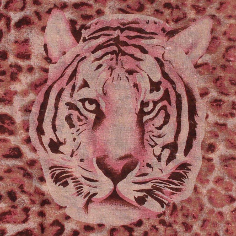 Damen Schal Gr. one size - LT.pink