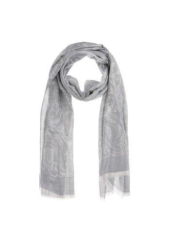 Best Fashion Damen Schal Gr. eine Größe - Silber