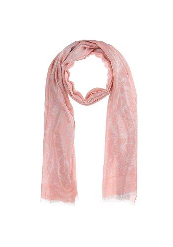 Best Fashion Damen Schal Gr. eine Größe - Rosa