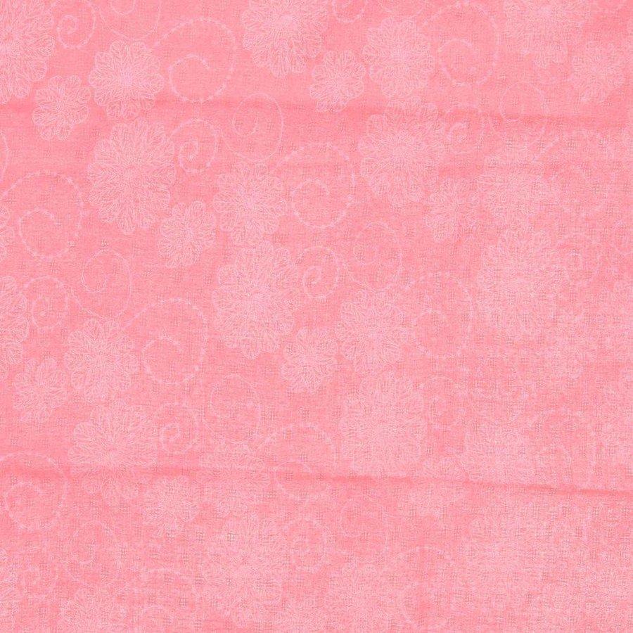 Damen Schal Gr. eine Größe - Rosa