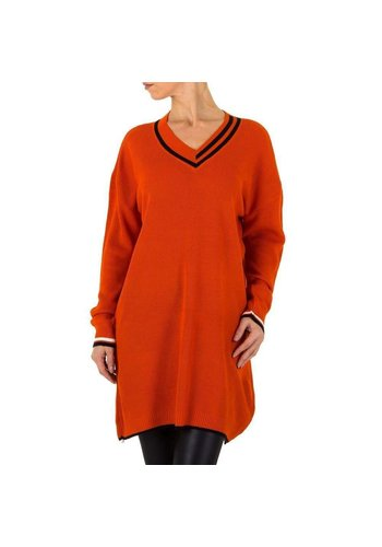 Milas Grand pull femme Gr. une taille - rouge