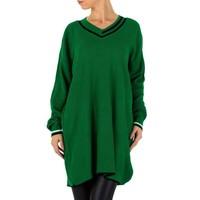 Großer Damenpullover Gr. eine Größe - grün