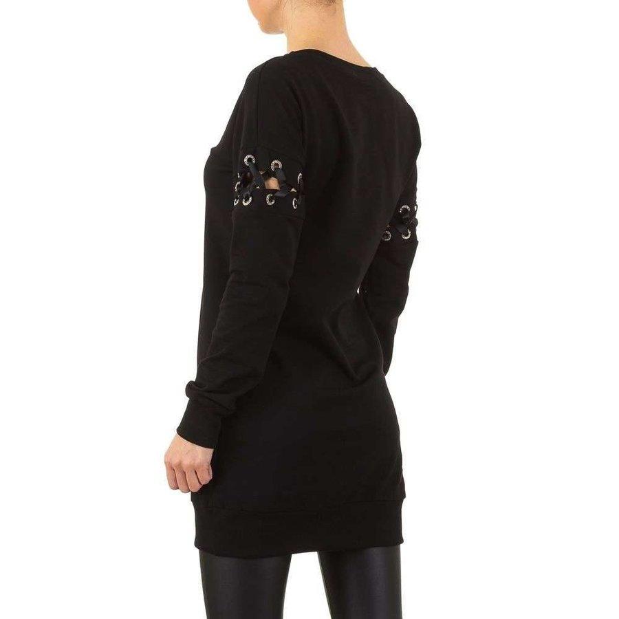 Damen Sweater - schwarz
