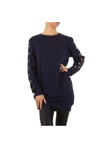EMMA&ASHLEY Dames Sweatshirt - blauw