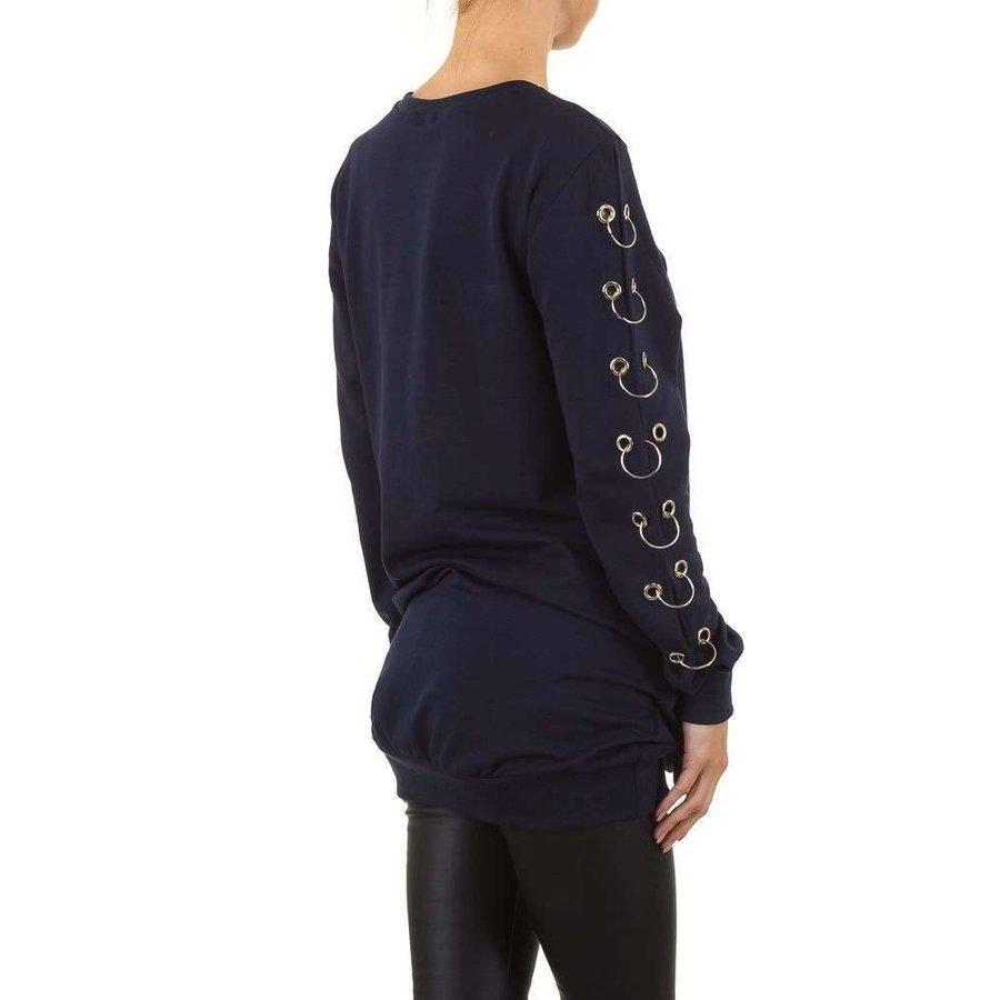 Damen Sweatshirt von Emma&Ashley - blue