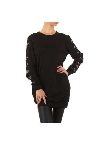 EMMA&ASHLEY Damessweatshirt van Emma & Ashley - zwart