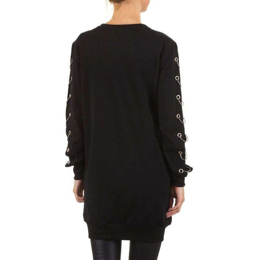 Damen Sweatshirt von Emma & Ashley - schwarz