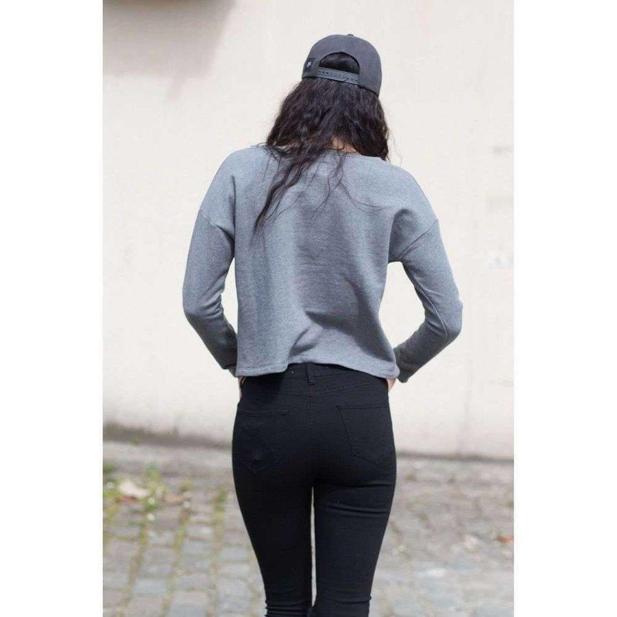 Damen Sweatshirt von Sixth June Parisiennes - dgre