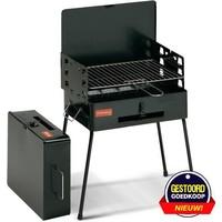 Houtskoolbarbecue - Pic Nic - zwart