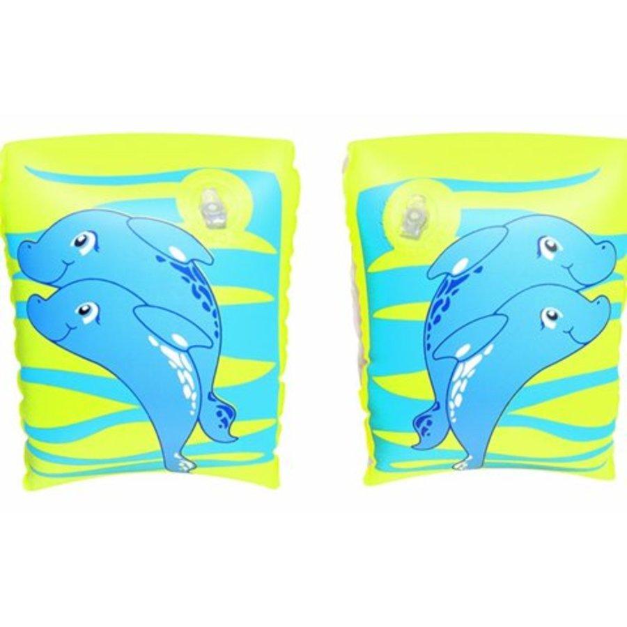 Zwemarmbandjes -  dolfijn - 25x15 cm