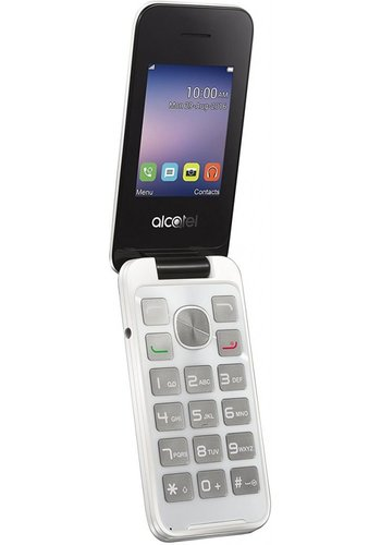 Alcatel 20.51D - Wit