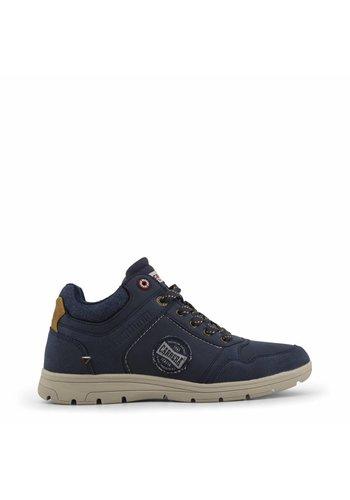 Carrera Jeans Herren Turnschuhe CAM825055 - blau