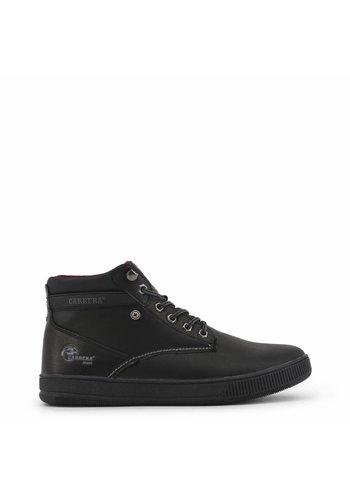 Carrera Jeans Hoge heren Sneakers CAM825001 -zwart