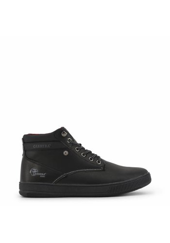 Carrera Jeans Sneakers High Hommes CAM825001-noir
