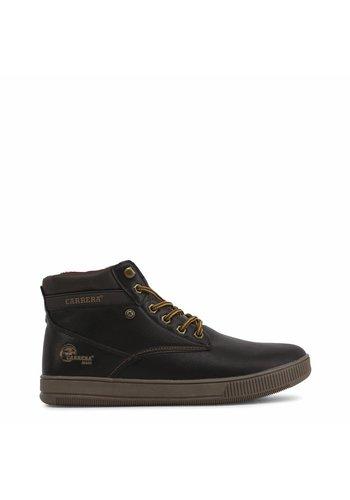 Carrera Jeans Hoge heren Sneakers CAM825001 - DK.bruin