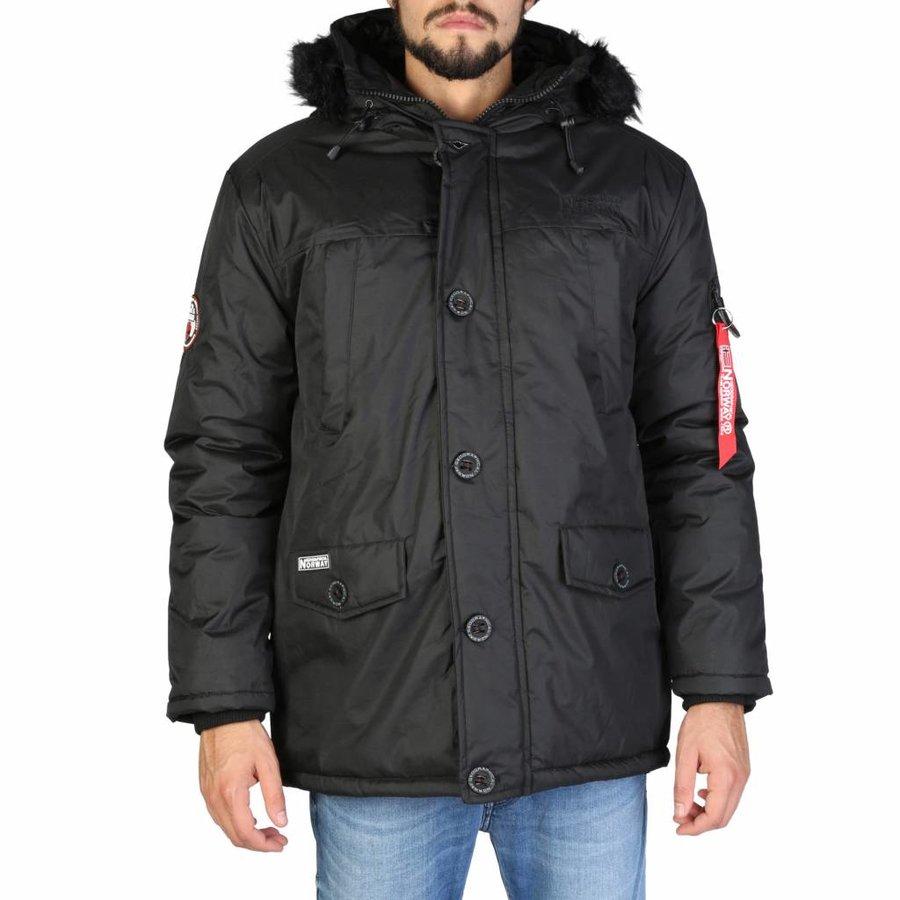 Herren Mantel Dagobert_man-schwarz