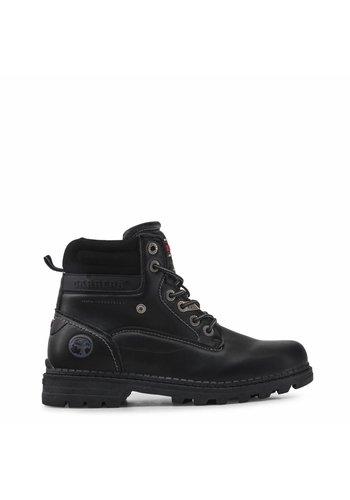 Carrera Jeans Herren Stiefel CAM821001 - schwarz